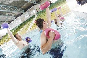 vandgymnastik ikast svømmecenter